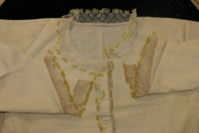"Workshops  ""Kene"" and  ""Needle lace"""